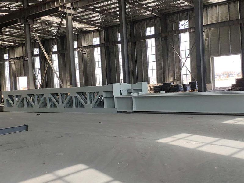 钢结构立柱