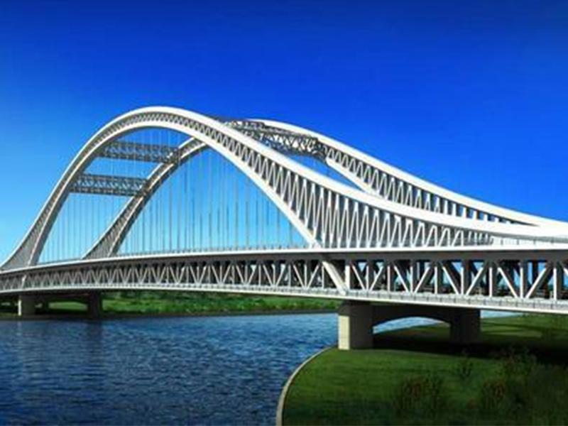 钢结构桥梁施工
