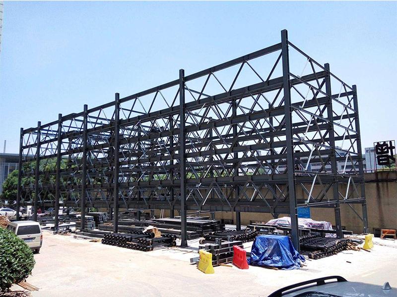 钢结构车库工程