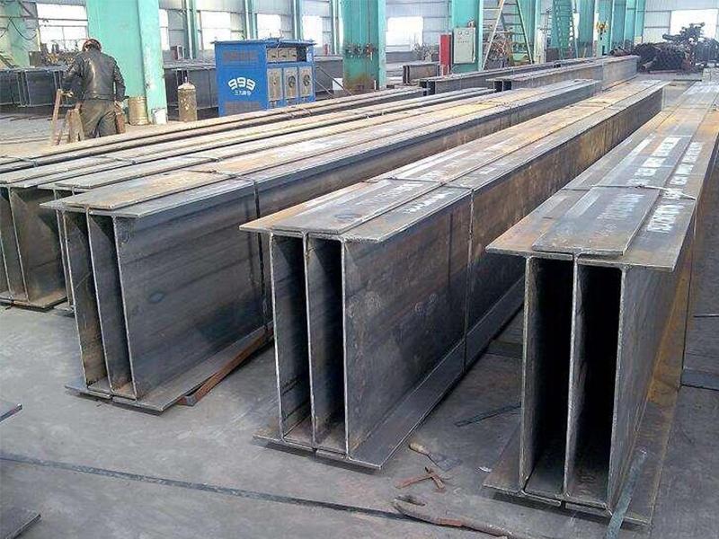H型轻钢生产线