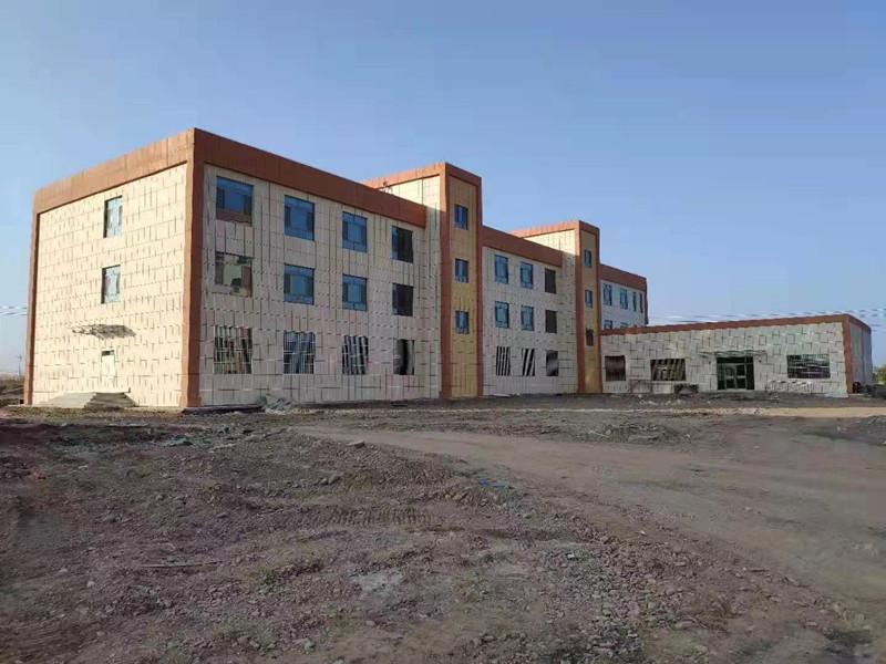 张掖市明乐县六坝工业园区学校